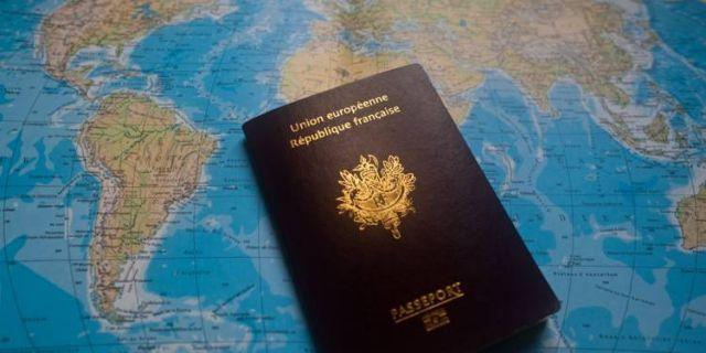 Le passeport français